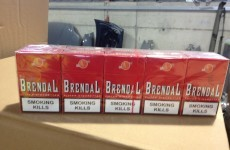 Revenue seizes 60,000 cigarettes, 11,000 litres of alcohol