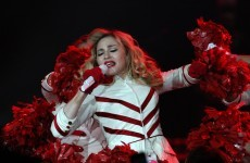 Lawsuit against Madonna dismissed in Russia
