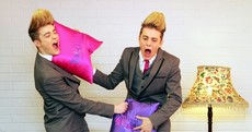The Dredge: Jedward are going to get vajazzled