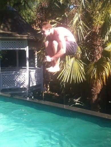 Snapshot: Former GAA starlet Ciaran Kilkenny making a splash in Oz already