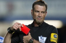In the clear but Mark Clattenburg admits he feared for his refereeing career