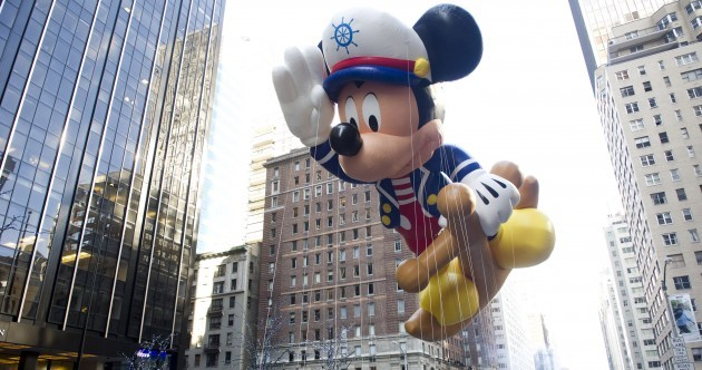 21 of the best photos from the Macy's Thanksgiving Day Parade
