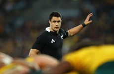 November internationals: Dan Carter in doubt for All Blacks' Wales clash