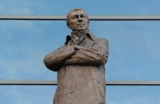 What do you think of the Alex Ferguson statue that was unveiled today?