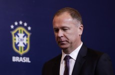 Mano Menezes sacked as Brazil coach