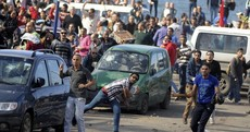 Egypt: Protests rage as Morsi promises democracy