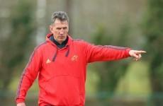 Penney: 'Bloody tough' Heineken Cup trials start now
