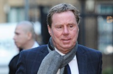 Redknapp confirmed as new QPR boss