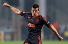 He's back! Barton ready for Ligue 1 debut