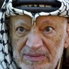 Remains of former Palestinian leader Yasser Arafat ready to be exhumed