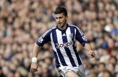 Long on target as Baggies move up to third