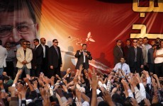 Egypt's top judges slam president's new powers