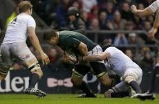 Springboks make England pay penalty