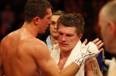 'I am not a failure' - Heartbreaking defeat for Hatton on his return