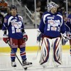 NHL stars forget lock-out woes to compete in Hurricane Sandy fundraiser