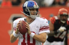 The Redzone: Another giant step needed by New York this Sunday