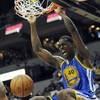 VIDEO: No look baskets and rookie dunks in the Golden State
