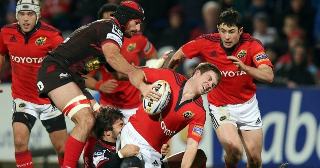 As it happened: Munster v Scarlets, RaboDirect Pro12