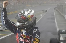 'We just did our thing': History-making Vettel wins third world title