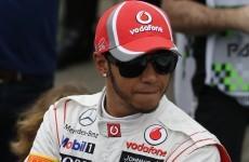 F1: Hamilton fumes after Hulk' crash