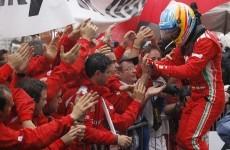 Sore losers? Ferrari bitter over Vettel's sweet success
