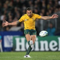 Quade Cooper turns focus to pro boxing