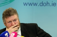 Dáil cannot hear another motion of no confidence in Reilly until March