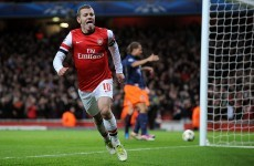 Wenger plays down 'minor' Wilshere injury