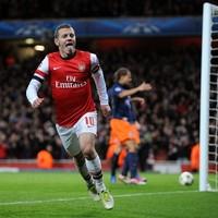 Wenger plays down 'minor' Wilshere injury