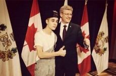 Canadian PM is OK with Justin Bieber's dungarees