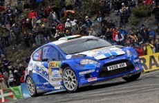 Breen voted World Rally Driver of the Year