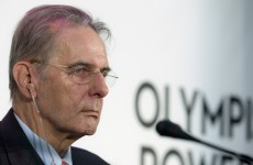 IOC chief backs plan for four-year doping bans