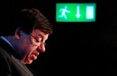 Brian Cowen's leadership announcement: the statement in full
