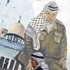 Experts exhume remains of Yasser Arafat
