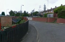 Pipe bomb thrown at police vehicle in west Belfast