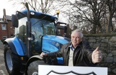 Kerry farmer raises over €20,000 for cancer research grants