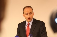 Micheál Martin breaks cover: the statement in full