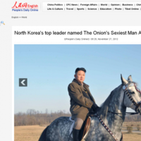 Chinese paper deletes story after falling for 'The Onion' spoof
