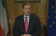 One year on, Enda Kenny won't be repeating state of the nation address