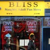 Emer Costello calls for regulation of adult stores and lap-dancing clubs