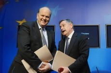 Noonan and Howlin will both deliver Budget 2013 next Wednesday
