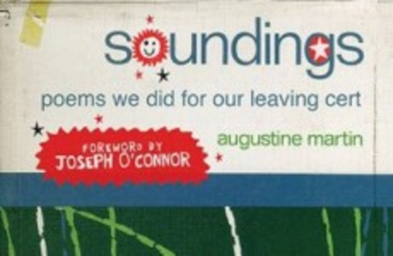 Get your Soundings out… it's a secondary school English test