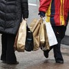 Retail sales up 1.7 per cent in October