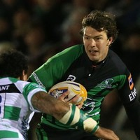I have my sights set on playing for Ireland in 3 years - Danie Poolman