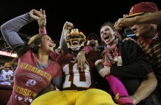 The Redzone: RGIII gives the Redskins a new cult hero