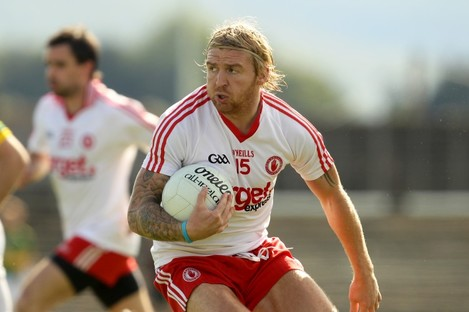 Owen Mulligan is one of those left off of Tyrone's 2013 panel.