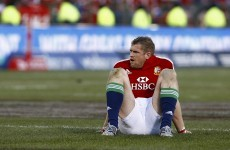Heaslip in the frame for Lions captaincy as Gilroy catches Gatland's eye