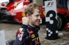 Ferrari may appeal Sebastian Vettel title - report