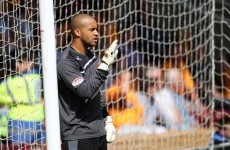 Randolph ban upheld despite Motherwell appeal