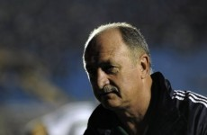 It's official: Brazil reappoint Luiz Felipe Scolari as manager